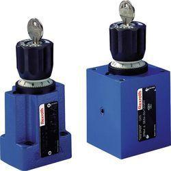 Rexroth Hydraulics Flow Control Valve