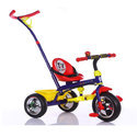 Kids Steer Stroll Tricycle