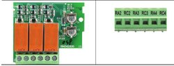 EME-R3AA delta Relay Extension card
