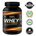 Muscle Building Chocolate Whey Protein Powder, Packaging Type: Bottle, 0 - 1 Kg