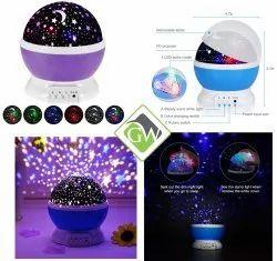 Star Show Lamp