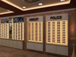 Sunglasses Showroom Display