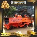 Speedrafts Asphalt Pavers