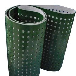 Perforated PVC Conveyor belt