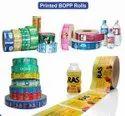 BOPP Wrap Around Labels