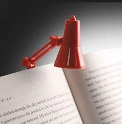 Led Mini Clip On Book Reading Light Lamp