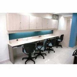 Cubical Work Station