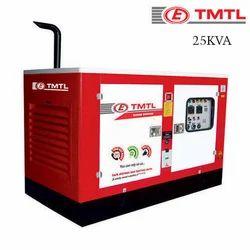 25KVA Eicher Diesel Generator
