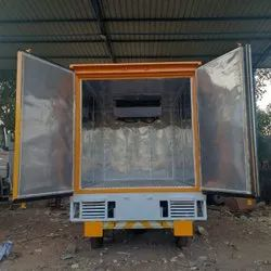 Transport Refrigerated Containers