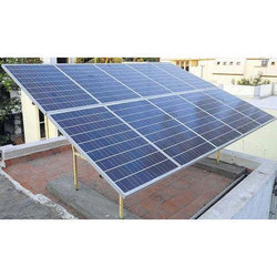 Domestic Solar Power System