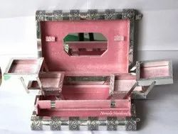 Meena Kari Jewellery Box