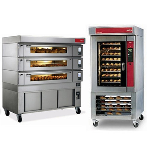 Bakery Oven, Application : Breads and Biscuit, Rs 85000 \/piece V Equipment ID: 18753001491