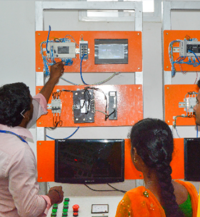 control panel wiring training services & plc and hmi interface  control wiring training #15