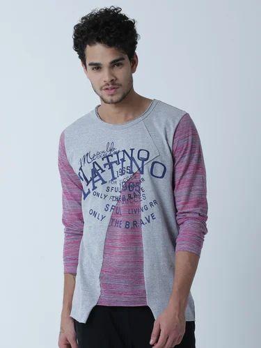 7407664843b2 Mens Wear - Trendy Designer T Shirt Manufacturer from Tiruppur