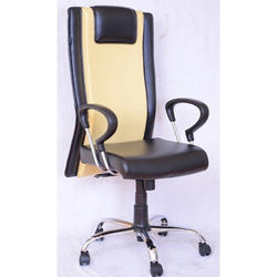 Twin High Back Chair