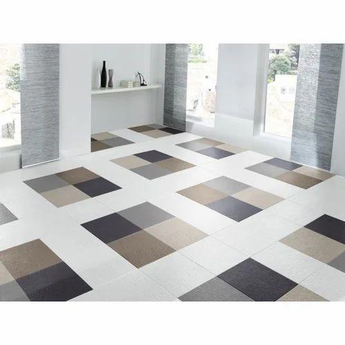 Interior Pvc Floor Tile Size In Cm