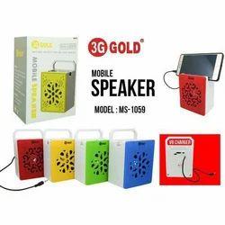 Stereo Mobile Speaker