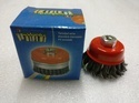 Twist Knot Wire Cup Brush 2.5 X M10