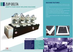 Four Head UPVC Welding Machine