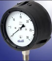Solid Front Gauges (Phenolic Case)