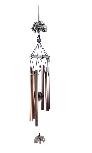Feng Shui Metal 6 Rods Windchimes For Good Luck At Rs 449 Piece