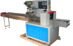 Scrub Pad Packing Machine