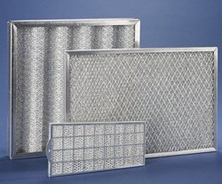 Metallic Air Filter