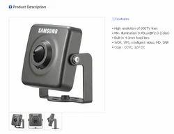 High Resolution ATM Camera