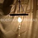 Clear Hanging Light
