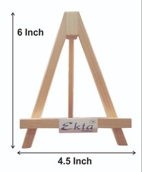 Wooden Mini Easel 6 Inch