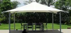 PVC Gazebo Tensile Structure