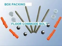 Floor Commode Bolt