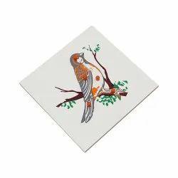 Wood ST01 Montessori Bird Puzzle
