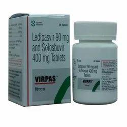 Virpas Ledipasvir and Sofosbuvir Tablets