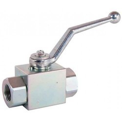 High Pressure 2 Way Ball Valve
