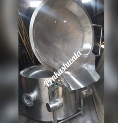 Boondi Frying Machine