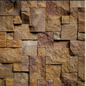 Rock Face Random Pattern Mosaic Tile