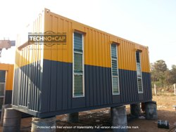 Labour Hostel Container