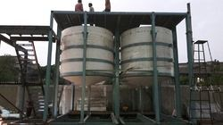 Conical Bottom Tank