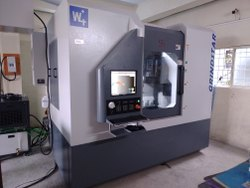 CNC Two Spindle Tool Grinding Machine