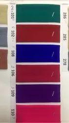 100 GSM Plain Chiffon Fabric
