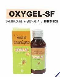 Oxethazaine And Sucralfate Suspension