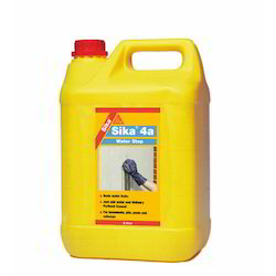 Sika 4a Water Stop Chemical