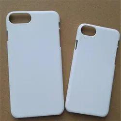 White Plastic Sublimation Mobile Back Cover For Samsung