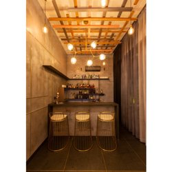 Modern Vivanta Studio Designing, Work Provided: Wood & Furniture
