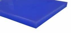 Blue Sofa Foam Sheet