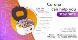 CORNONA REMOVER ( COVID19 DISINFECTION SYSTEM)