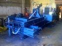 Triple Action Cardboard Baling Machine