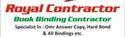 Omr Answer Copy Binding Service
