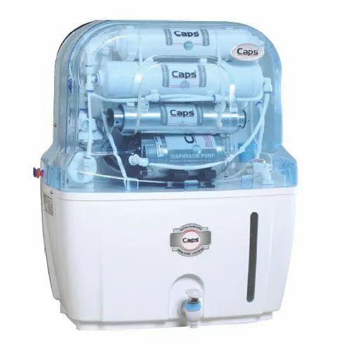 Caps Brio RO Water Purifier, Capacity: 13-14 Ltr, ID: 17558637791